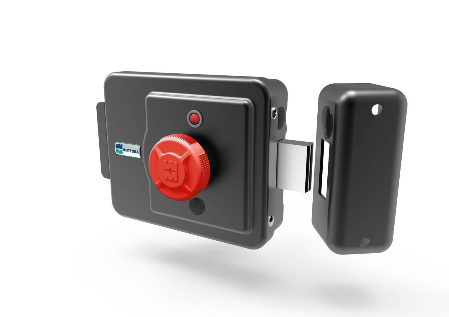 Mottura x technology e serrature elettriche mottura - Cambiare serratura porta blindata prezzo ...