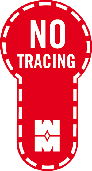 No tracing